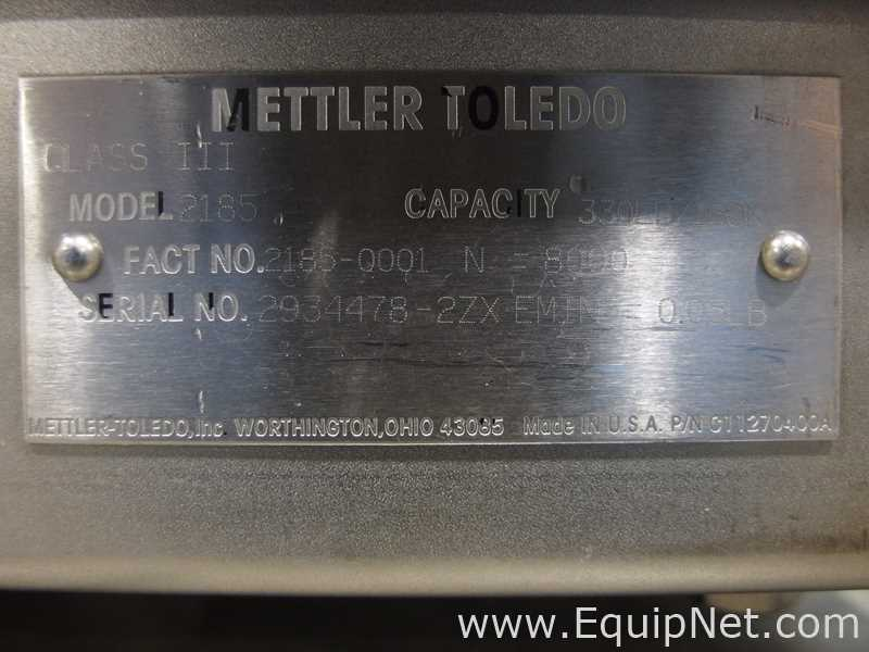 Lot of 2 Mettler Toledo Platform Scales For Repair - Image 9 of 17