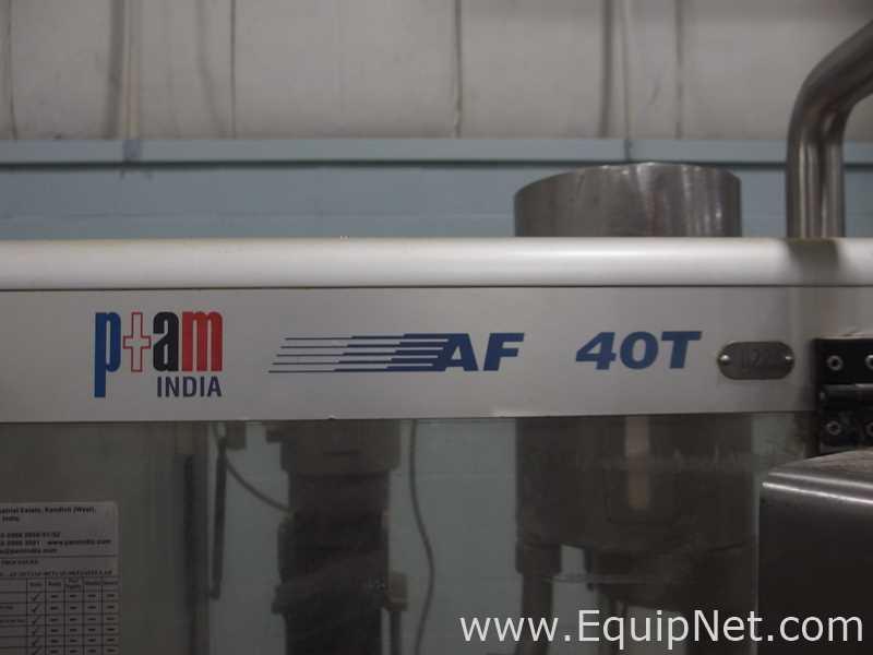 Lot 44 - ACG Pam Pharma Technologies AF 40T Capsule Filler