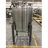 Approximately 140 Gallon Portable Storage Tank
