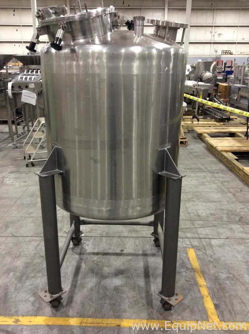 Approximately 140 Gallon Portable Storage Tank