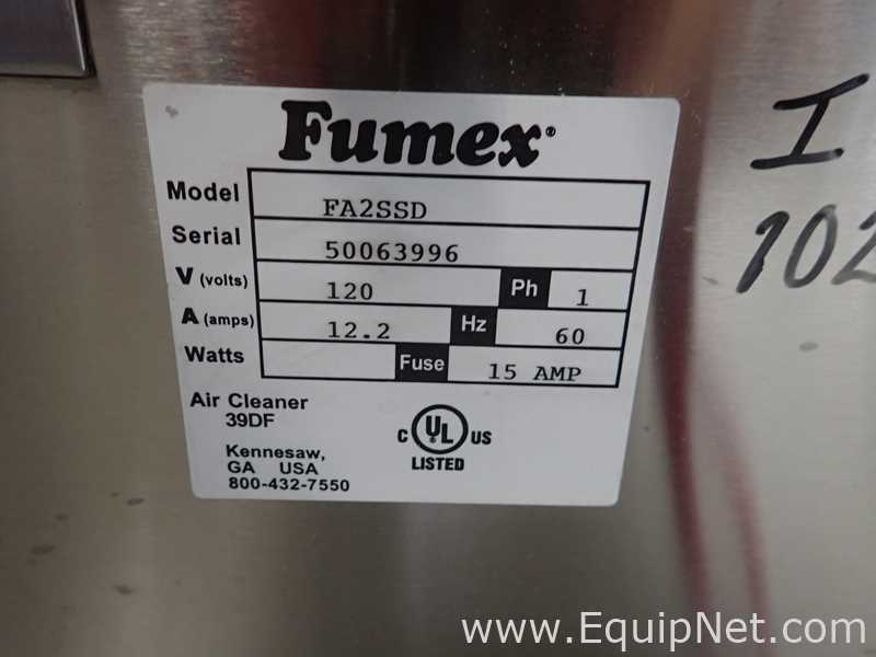 Fumex FA2SSD Fume Extractor - Image 9 of 9