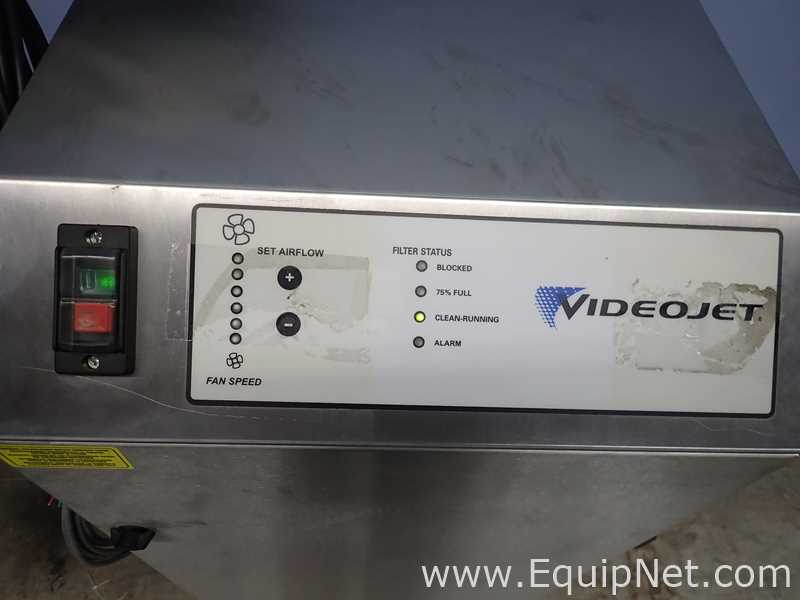 BOFA Americas ADVANTAGE ORACLE Videojet Fume Extractor - Image 4 of 13