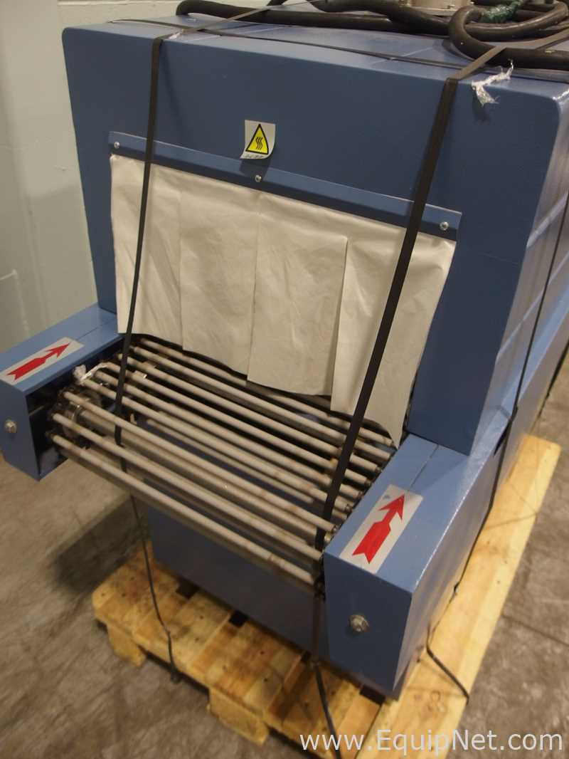 Brother BSD-450 Far-Infrared Shrink Packing Machine - Image 4 of 8