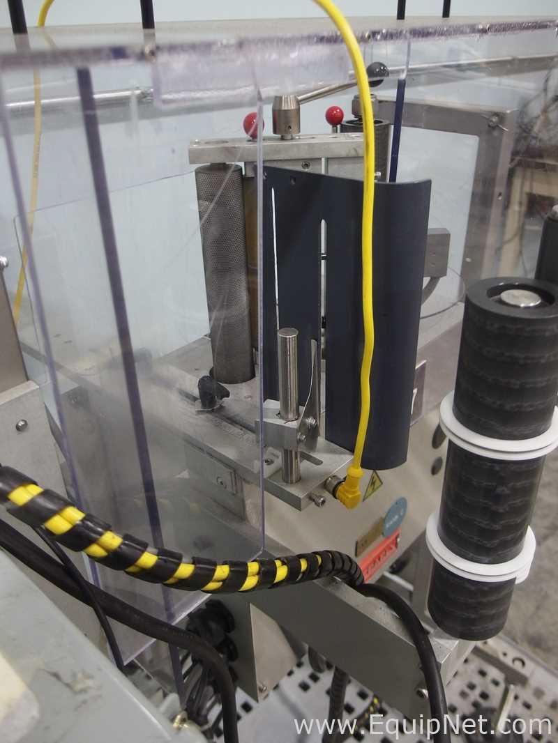 Accraply 35FS Pressure Sensitive Labeler - Image 5 of 11