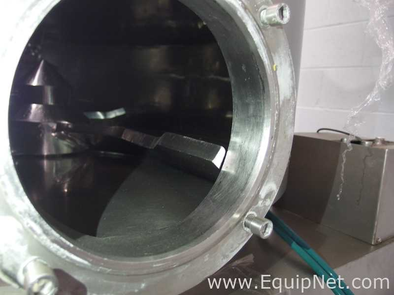 Mendel Fluid Bed Dryer Suite with High Shear Mixer - Image 8 of 56