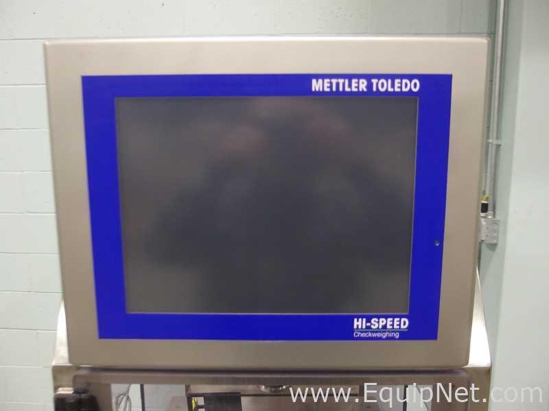 Lot 70 - Mettler Toledo Starweigh-X Rotary Stepper Check Weigher