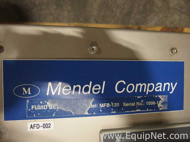 Mendel Fluid Bed Dryer Suite with High Shear Mixer - Image 39 of 56