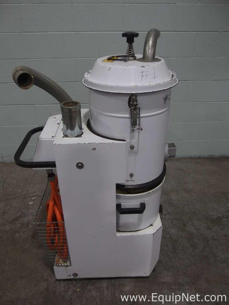 CFM 3156 Industrial Vacuum - Image 4 of 7