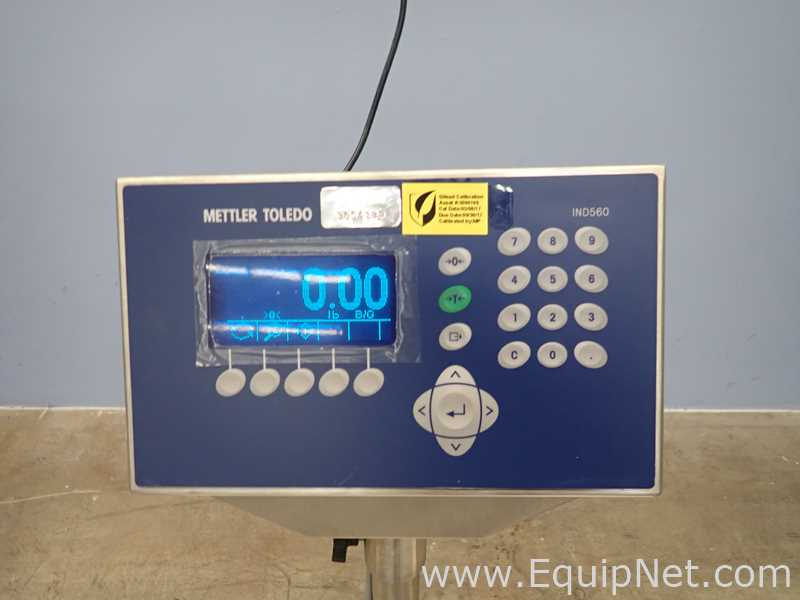 Mettler Toledo CBU300X Scale With IND560 Weighing Terminal - Image 3 of 14