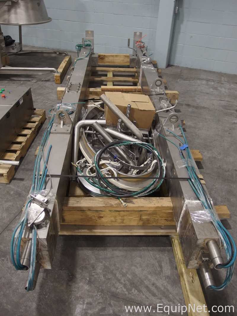 Mendel Fluid Bed Dryer Suite with High Shear Mixer - Image 30 of 56