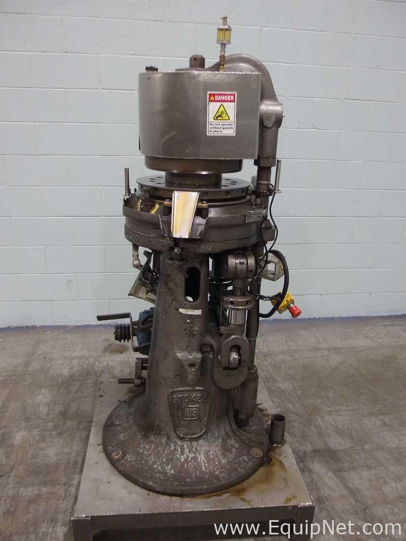 Lot 36 - FJ Stokes Machine Co 15 Station Rotary Tablet Press