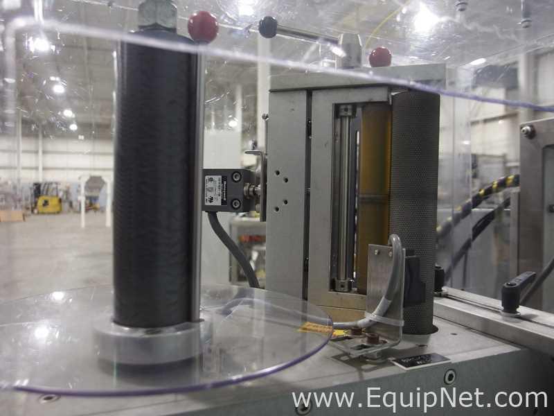 Accraply 35FS Pressure Sensitive Labeler - Image 3 of 11
