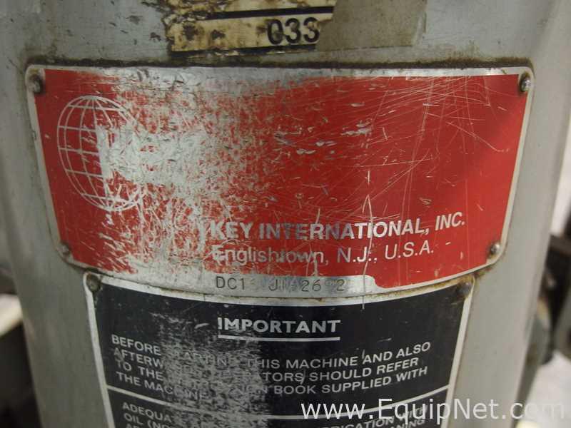 Key International DC16 16 Station Rotary Tablet Press - Image 12 of 14