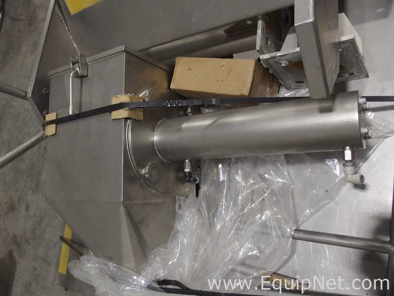 Mendel Fluid Bed Dryer Suite with High Shear Mixer - Image 16 of 56