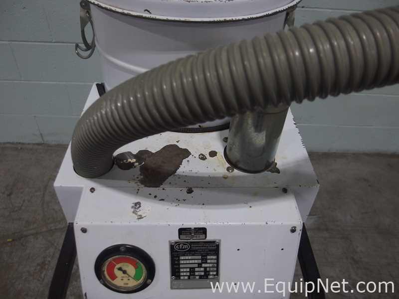 CFM 3156 Industrial Vacuum - Image 6 of 7