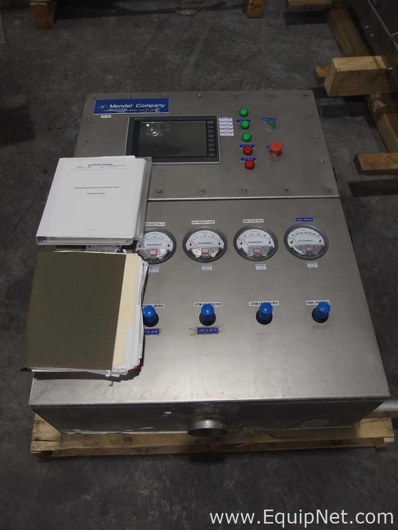 Mendel Fluid Bed Dryer Suite with High Shear Mixer - Image 34 of 56