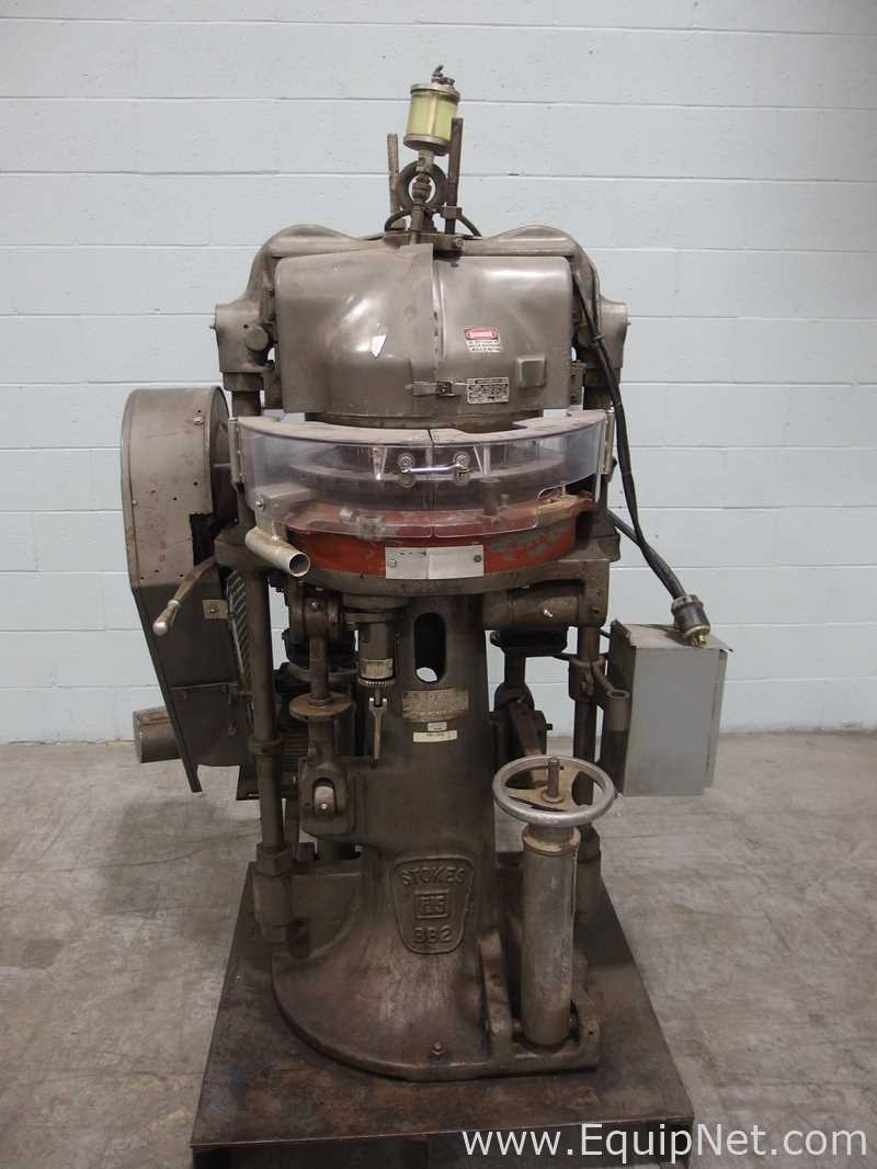FJ Stokes Machine Co 513-1 35 Station Rotary Tablet Press