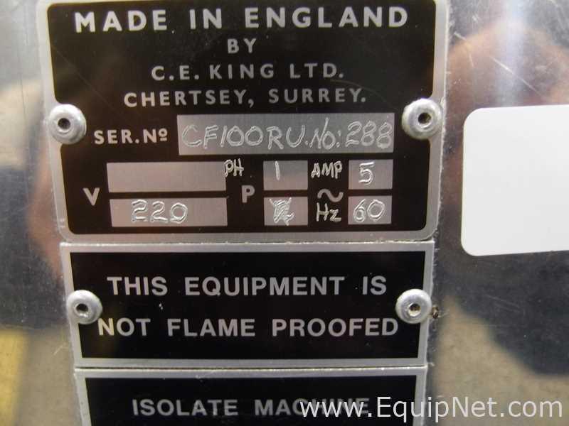 Lot 43 - CE King CF100 Cotton Inserter