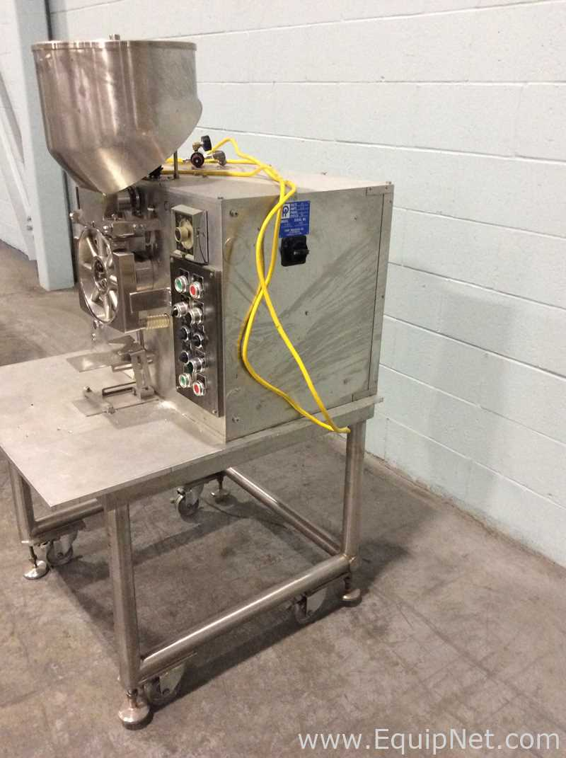 Perry Industries E-1300 Table Top Powder Filler - Image 2 of 8