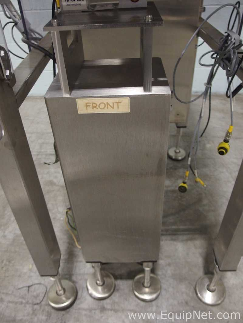 Mettler Toledo Starweigh-X Rotary Stepper Check Weigher - Image 7 of 24