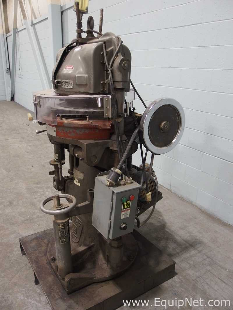 FJ Stokes Machine Co 513-1 35 Station Rotary Tablet Press - Image 2 of 15