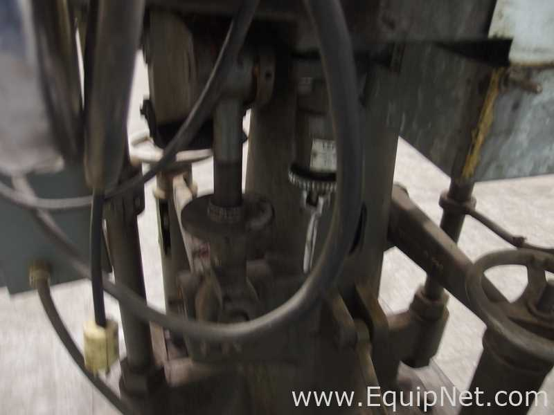 FJ Stokes Machine Co 513-1 35 Station Rotary Tablet Press - Image 12 of 15