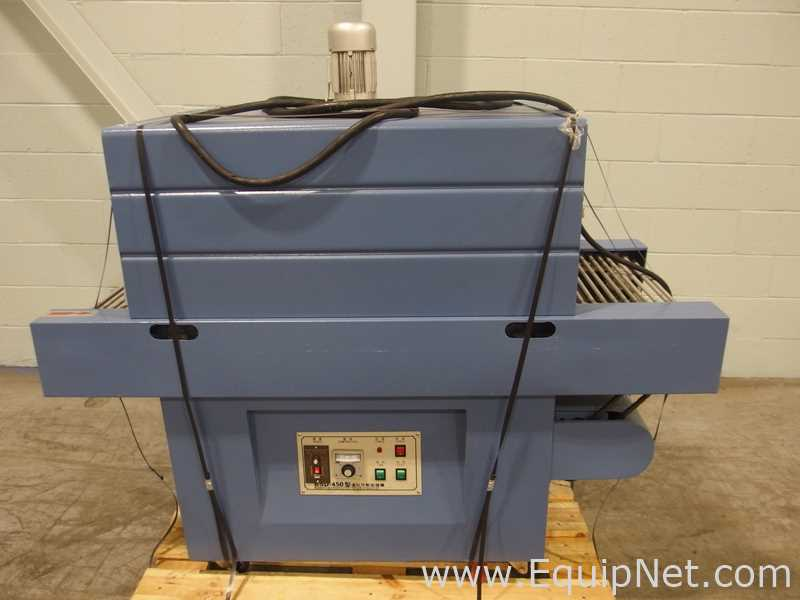 Lot 51 - Brother BSD-450 Far-Infrared Shrink Packing Machine