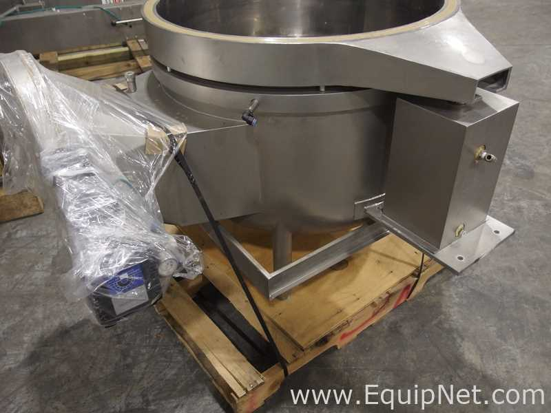 Mendel Fluid Bed Dryer Suite with High Shear Mixer - Image 42 of 56
