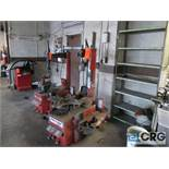 Coats 5050EX rim clamp tire changer, 40 psi max pressure