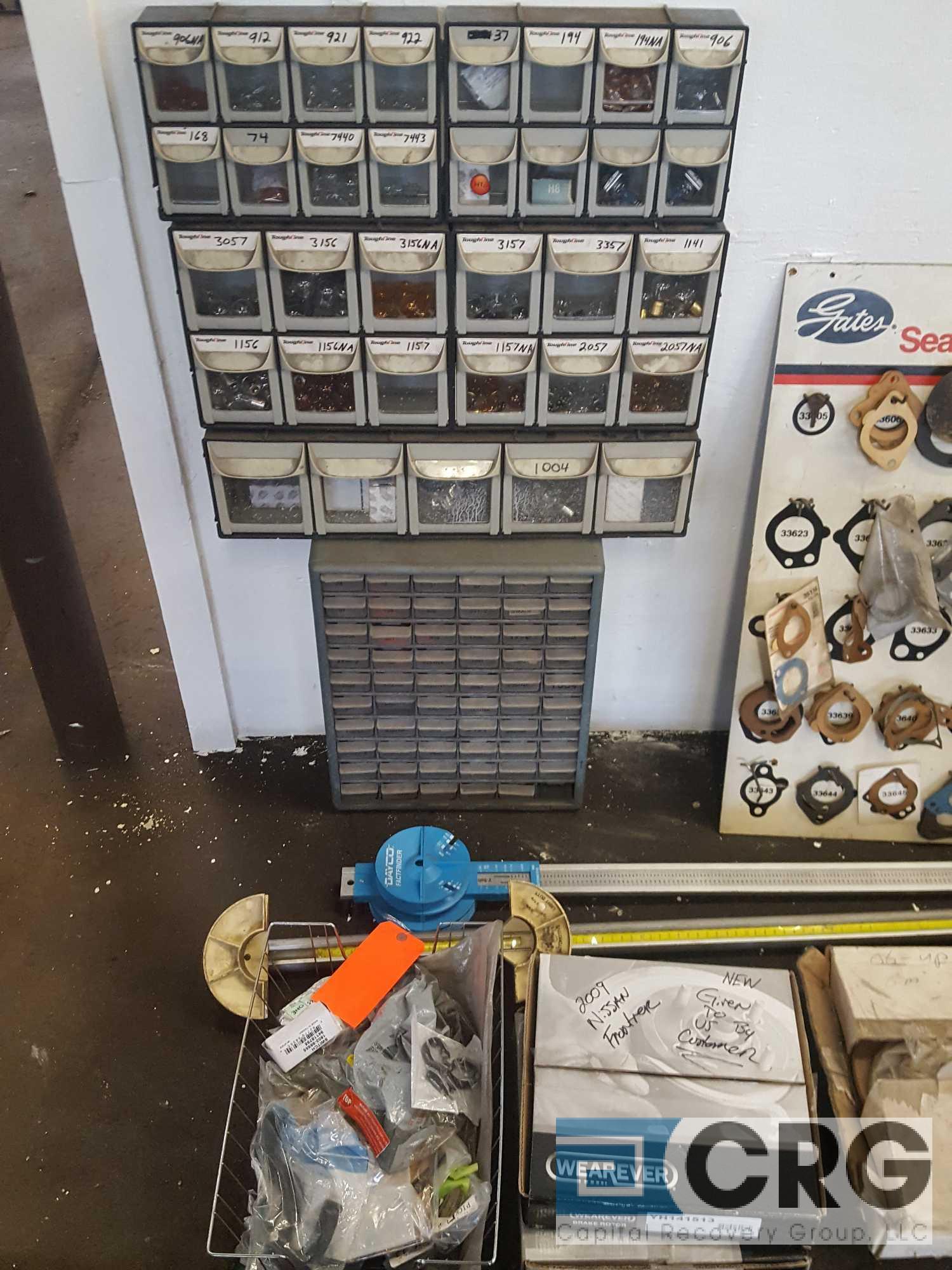 Lot of assorted automotive accessories etc. ; including Napa fuel line hose, vacuum tubing, - Image 4 of 4