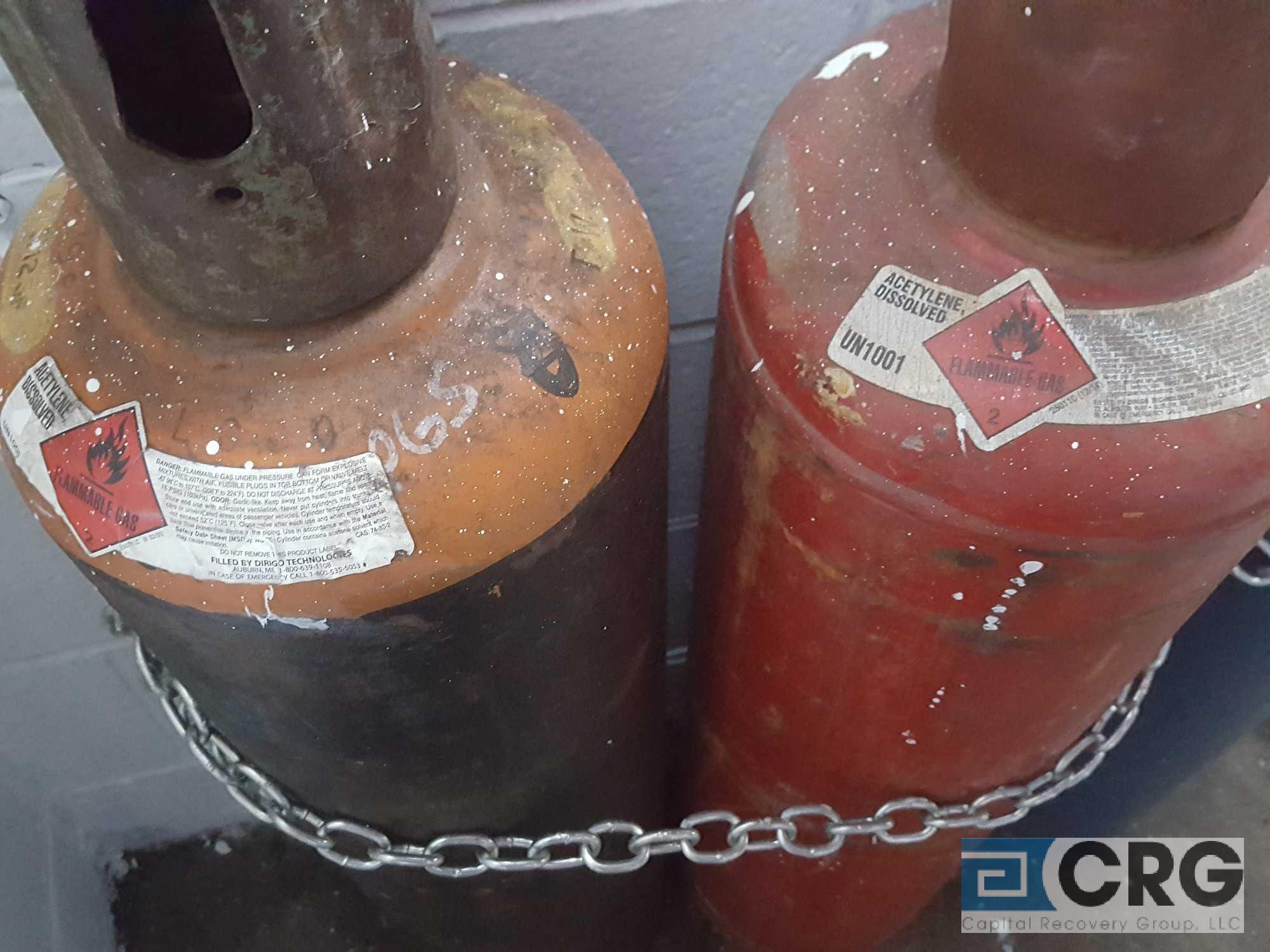 Lot of 5 assorted gas tanks - Image 5 of 5