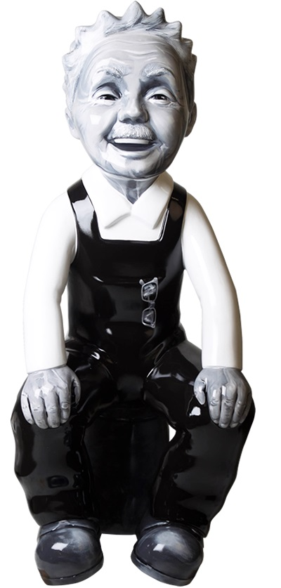 OOR WULLIE NOO - DESIGNED BY: ALISON PRICE - SPONSORED BY: BALHOUSIE CARE GROUP