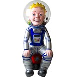 ASTRO WULLIE - DESIGNED BY: LESLEY D MCKENZIE - SPONSORED BY: VOLPA
