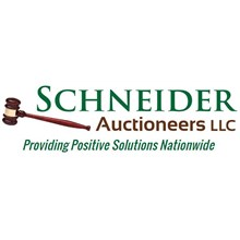 Schneider Auctioneers LLC logo