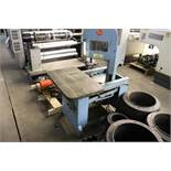 """12"""" Roll -In bandsaw 115/1ph"""