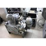 Hydraulic & vacuum pump