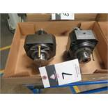 Axial Drilling/Milling Heads (2)(SOLD AS-IS - NO WARRANTY)