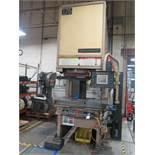 Cincinnati 175 OBS 175 Ton Open Back Hydraulic Press s/n 43894 w/ Cincin Touch Screen, SOLD AS IS