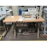 Juki DLN-5410N-7 Industrial Sewing Machine w/ Juki CP-230 Digital Controls, SOLD AS IS