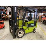 CLARK EPC 30 ELECTRIC FORKLIFT- YEAR 2005 LIFT HEIGHT 3300mm