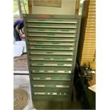 Nu-Era Automotion storage cabinet BUT NOT Bridgeport accessories