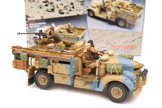 King Country 8th Army Series Long Range Desert Group Lrdg 30