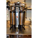 FETCO DOUBLE BREWER WITH 2 DISPENSERS
