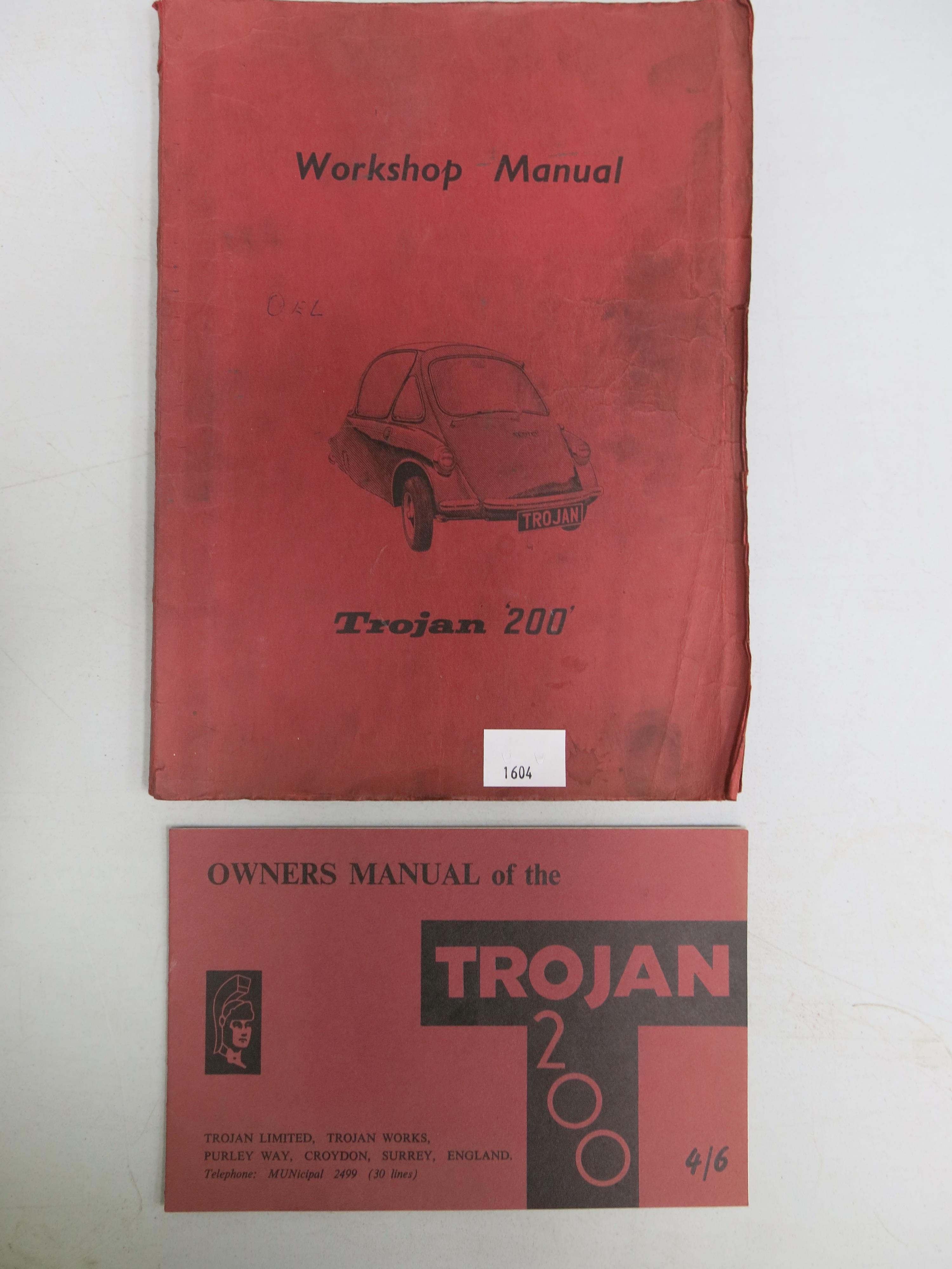 Heinkel Trojan Workshop Manual Free Download Programs