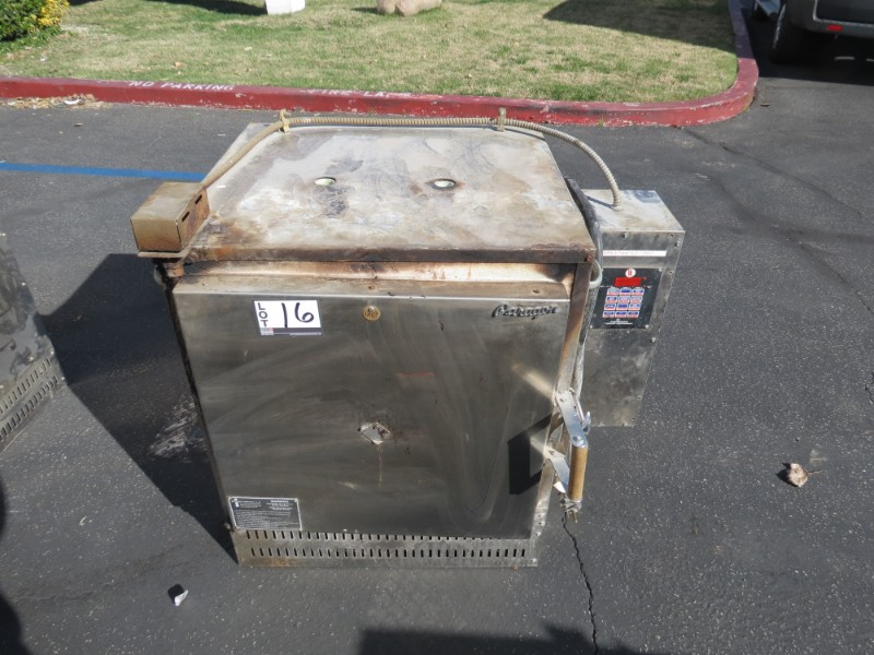 Lot 16 - Paragon Industries S0530-1 Oven, s/n 400174, New 2009