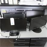 "(5) Asst. Viewsonic 21"" Monitors"