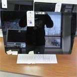 """Apple #A1407 27"""" Touchscreen w/Keyboard"""