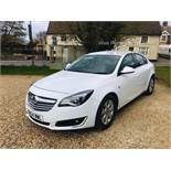 (RESERVE MET) Vauxhall Insignia 2.0 CDTI Special Equipment - Automatic - 2015 Model