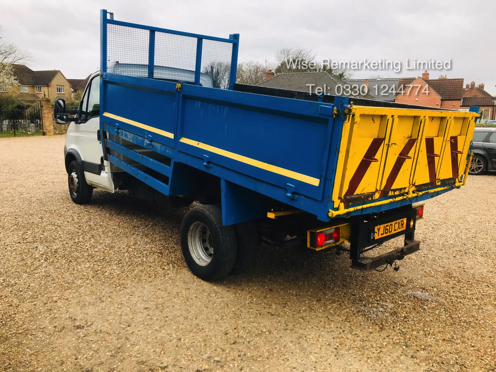 Iveco Daily 3.0 TD 60C18 Tipper (Twin Wheeler) - 6 Speed - 2011 Model - 1 Keeper SAVE 20% NO VAT - Image 5 of 18