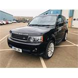 Range Rover Sport SE 3.0 TDV6 Automatic - 2011 11 Reg - 1 Keeper From New - Service History